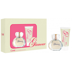 Est. Coral Glamour Perf.75 Ml.+ B. Lotion 75 Ml.