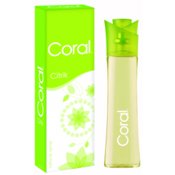 Coral Citrik Spray 100 Ml.