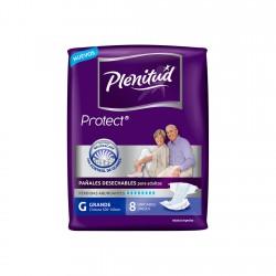 Pañal Adulto Plenitud G*8 Protec