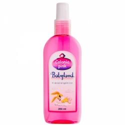 Colonia Babyland 260 Ml Spray Pink
