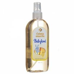 Colonia Babyland 260 Ml Spray Amarilla