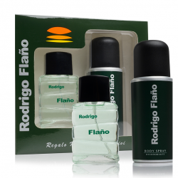 Estuche Rodrigo Flaño 50 Ml + Deo Spray