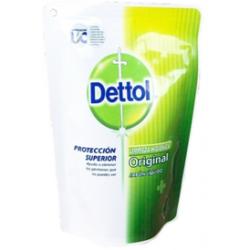 Dettol Jabon Liquido X 220ml Doy Original Antibacterial