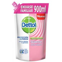 Dettol Jabon Liquido X 900ml Doy/ Skincare Antibacterial