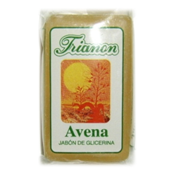 Jabon De Glicerina Avena 100gr