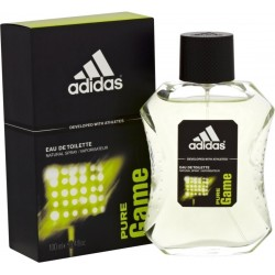 Adidas Perfume Varon*100ml Pure Game