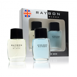 Estuche Raybon 60ml + After Shave 60ml