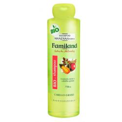 Shampoo Familand 750 Ml Manzana Papaya