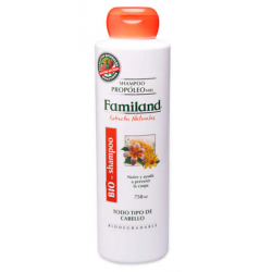 Shampoo Familand 750 Ml Propoleo Miel