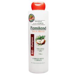 Shampoo Familand 750 Ml Leche De Coco