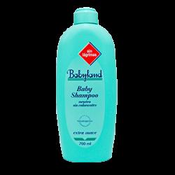 Shampoo Babyland700 Ml Extra Suave
