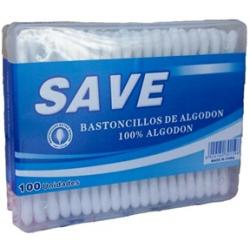 Cotonitos Save 100un