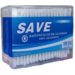 Cotonitos Save 200un