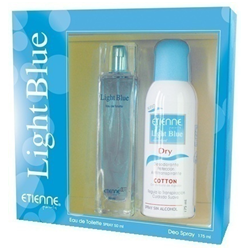 Estuche Etienne Lg Blue 50+Spray 175ml