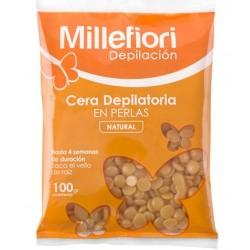 Cera Depilatoria Millefiori 100gr En Perlas