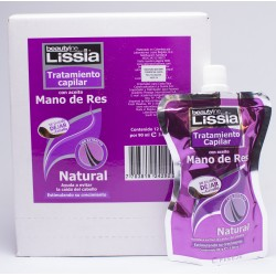 Lissia tratamiento mano de res 90 ml. X 12