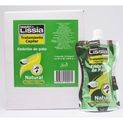 Lissia tratamiento embrion de pato 90 ml. X 12