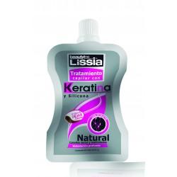 Lissia tratamiento keratina y silicona 90 ml. X 12