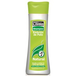 Lissia shampoo embrion de pato 425 ml.