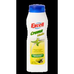 Excell Limpiador Crema 375grs.Limon