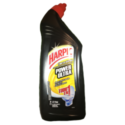HARPIC 750ML LIMPIAINODORO PAWER ULTRA CITRICO