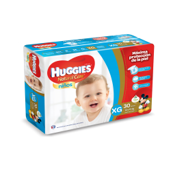 Huggies Natural Care Niño - XG