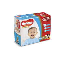 Huggies Natural Care Niño - XXG*28