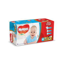 Huggies Natural Care Niño - M*40