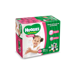 Huggies Active Sec - XXG