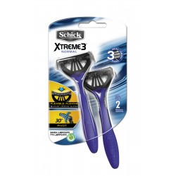 Schick Xtreme 3 Piel Normal Blister X 2