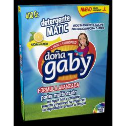 Doña Gaby Detergente Premium 400 Grs.
