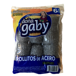 Doña Gaby Pads sin Jabón