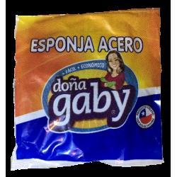 Doña Gaby Esponja de Acero 1U