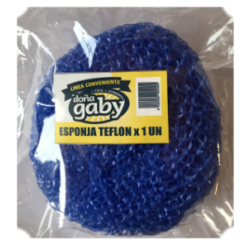 Doña Gaby Conveniente Esponja Teflon 1U