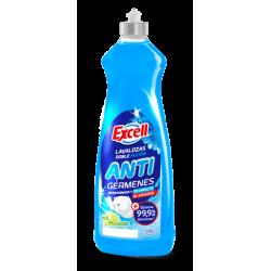 Excell Lavalozas Con Desinfectante X 750cc Limon