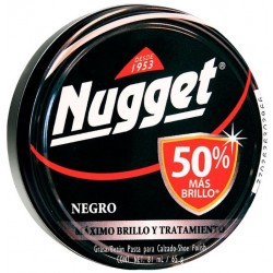 Betún nugget negro  displey *12 un.