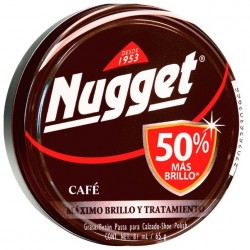 Betún nugget café  displey *12 un.
