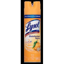 Lysol Spray Desinfectante 538 Grs Citrus