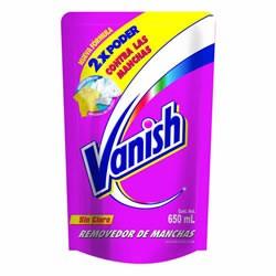 Vanish liquido 100 ml Tira x 12 sobres