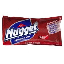 Nugget cera sachet/crema 400cc t/color