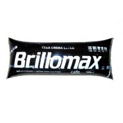 Cera brillomax 500cc café