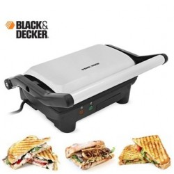 Sandwichera Grill Black and Decker