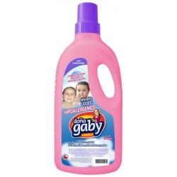 Doña gaby detergente liq.2 lts. Hipoalergenico