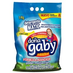 Doña gaby detergente premium*1 kilo polvo