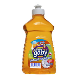 Doña gaby lavalozas*300ml naranja