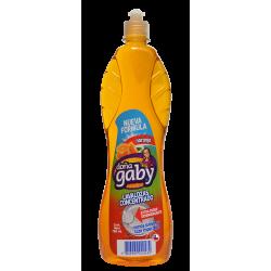 Doña gaby lavalozas*750ml naranja