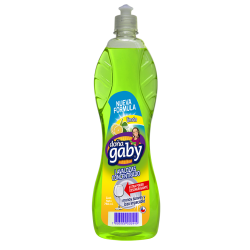 Doña gaby lavalozas*750ml limon