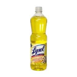 Lysol x 900ml limpiador limón