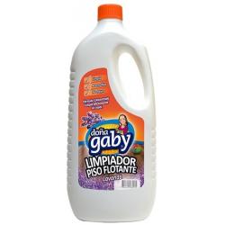 Doña gaby limpiador p/flotante x900 lavanda