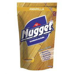 Nugget cera doy/crema 340cc amarilla